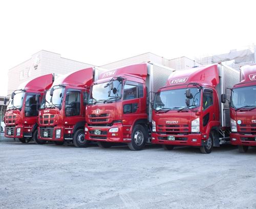 配車業務スタッフ(トラックドライバーの管理・配車管理)