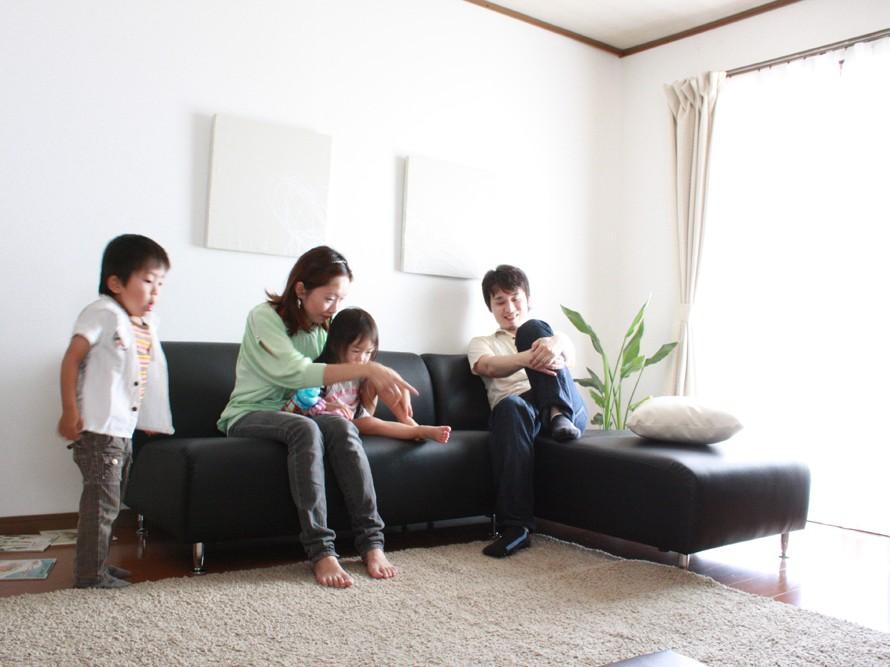 毎日帰れる運行スケジュールなので、家でご家族とゆっくりすごせます。